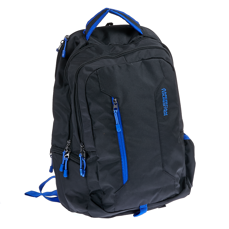 AMERICAN TOURISTER – Τσάντα πλάτης AMERICAN TOURISTER μαύρη 1538251.0-0000