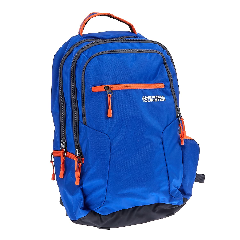 AMERICAN TOURISTER – Τσάντα πλάτης AMERICAN TOURISTER μπλε 1538253.0-0000