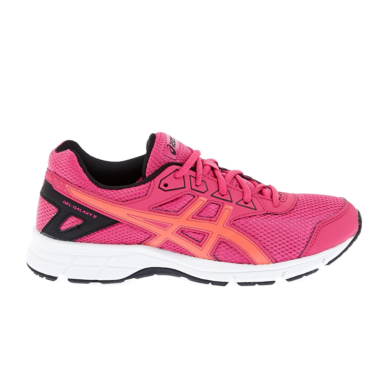 ASICS – Παιδικά παπούτσια Asics GEL-GALAXY 9 GS ροζ