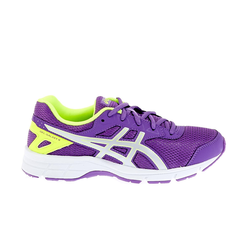 ASICS – Παιδικά παπούτσια Asics GEL-GALAXY 9 GS μωβ