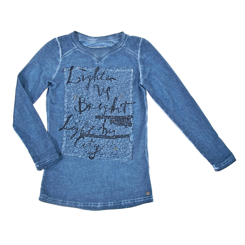 GARCIA JEANS - Παιδική μπλούζα Garcia Jeans μπλε