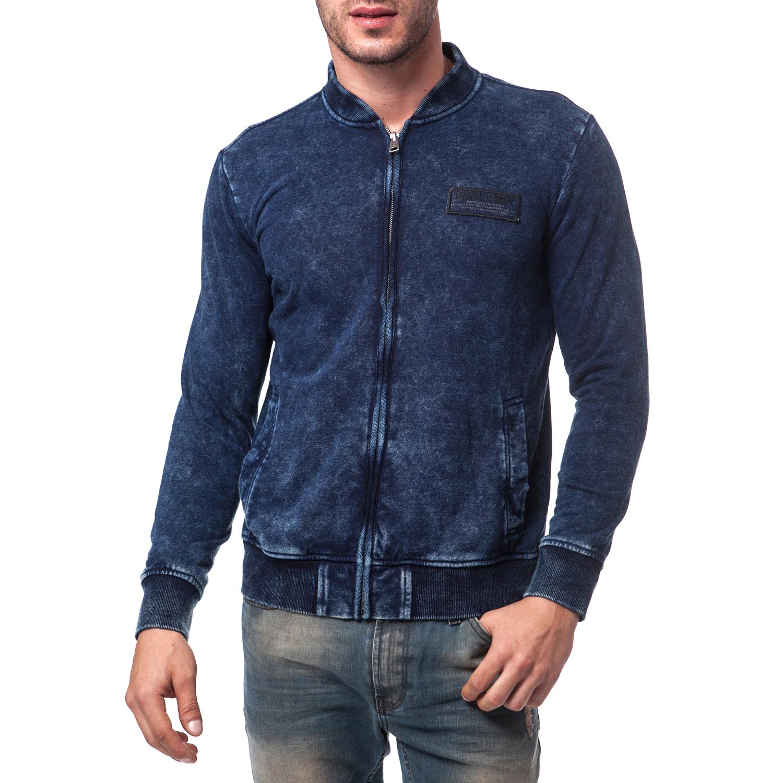 GARCIA JEANS - Ανδρική ζακέτα Garcia Jeans μπλε