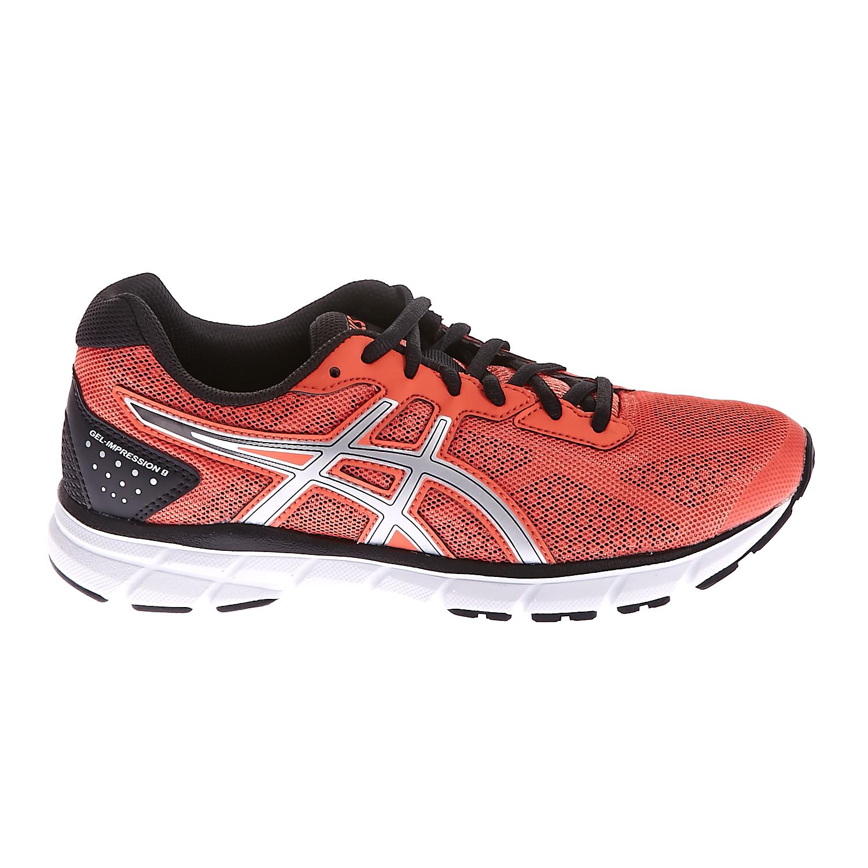 ASICS - Γυναικεία παπούτσια ASICS GEL-IMPRESSION 9 κόκκινα γυναικεία παπούτσια αθλητικά running