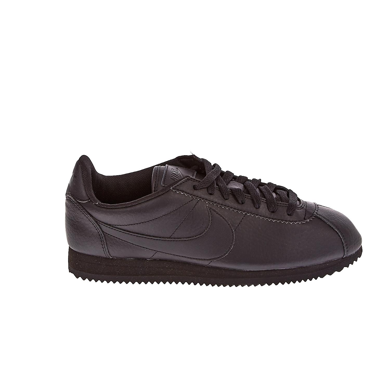 NIKE - Γυναικεία αθλητικά παπούτσια ΝΙΚΕ CLASSIC CORTEZ μαύρα γυναικεία παπούτσια αθλητικά running