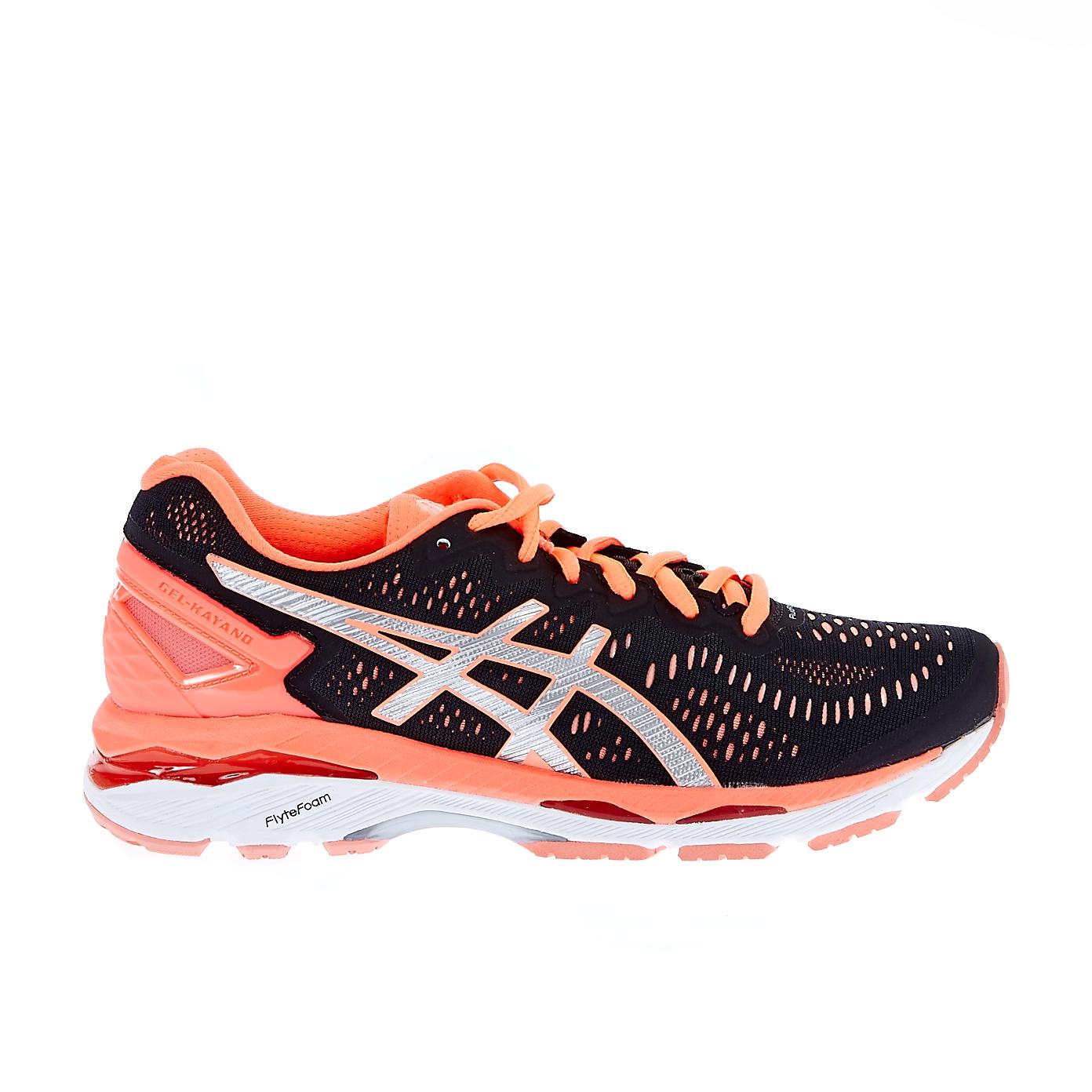 ASICS - Γυναικεία παπούτσια Asics GEL-KAYANO 23 μαύρο-κοραλί