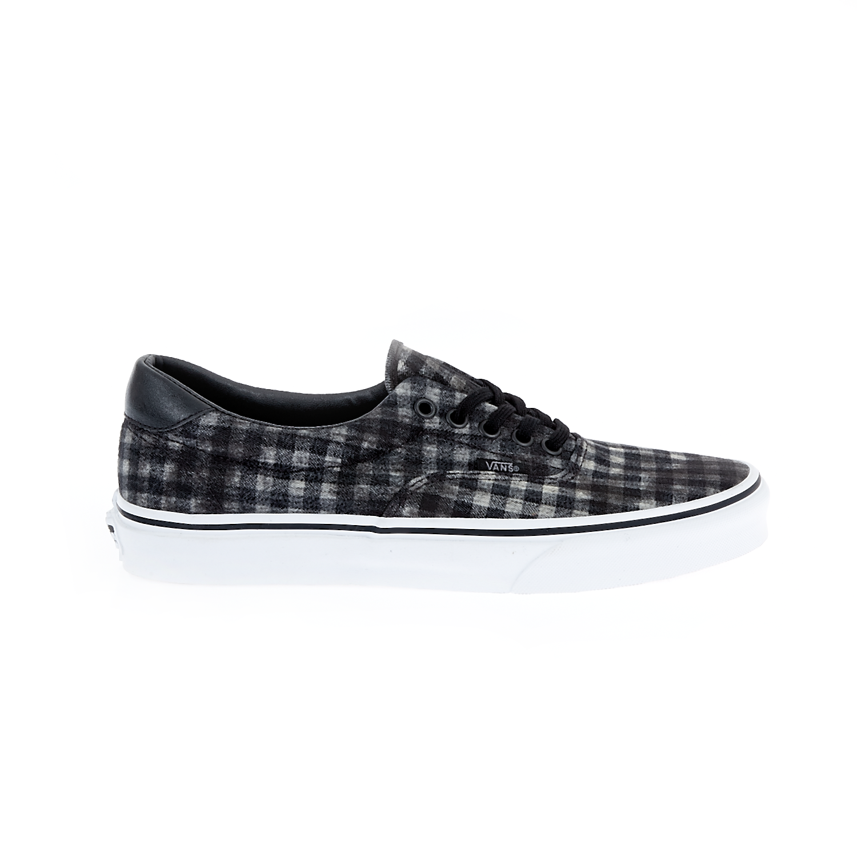 VANS – Unisex παπούτσια VANS μαύρα-γκρι