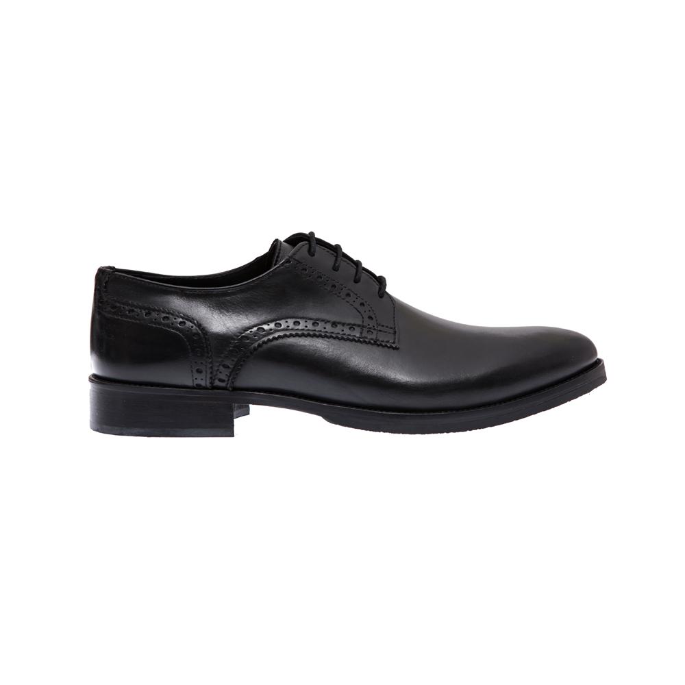 ΚΑΛΟΓΗΡΟΥ - Ανδρικά παπούτσια Καλογήρου μαύρα