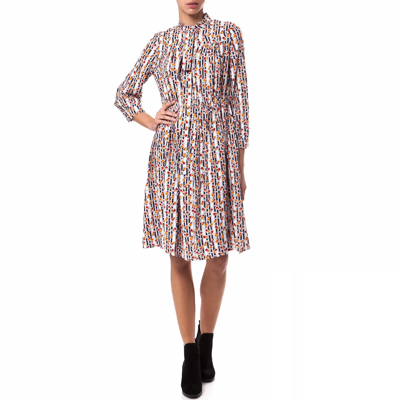 MOTIVI - Γυναικείο φόρεμα MOTIVI γυναικεία ρούχα φορέματα μέχρι το γόνατο