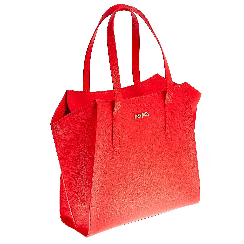 FOLLI FOLLIE – Γυναικεία τσάντα Folli Follie κόκκινη 1552002.0-0000