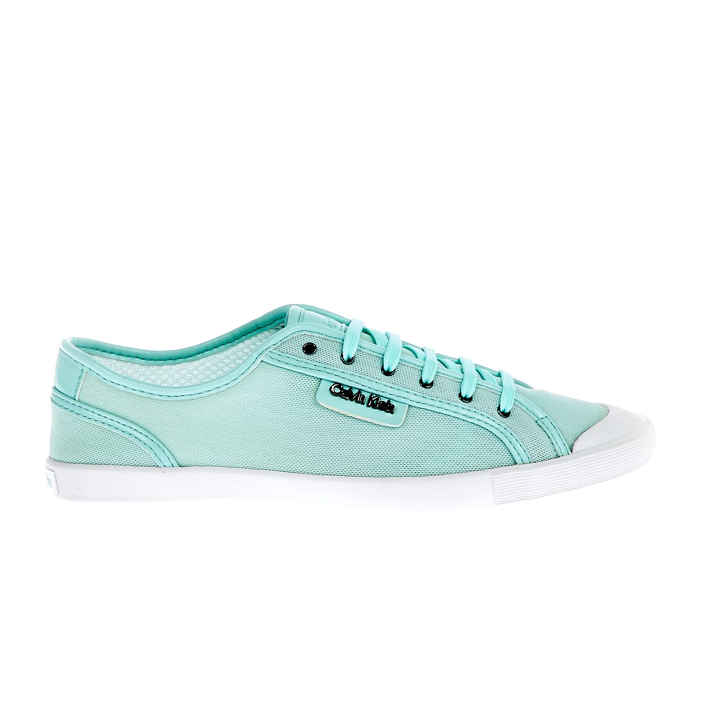 CALVIN KLEIN JEANS – Γυναικεία παπούτσια Calvin Klein Jeans μπλε