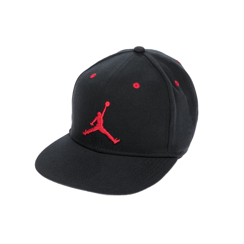 NIKE KIDS – Παιδικό καπέλο NIKE JORDAN JUMPMAN SNAPBACK μαύρο