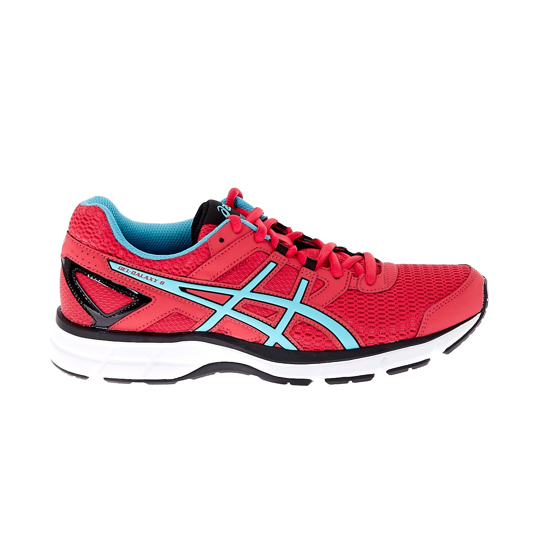 ASICS - Γυναικεία παπούτσια GEL-GALAXY 8 GS κόκκινα-φούξια