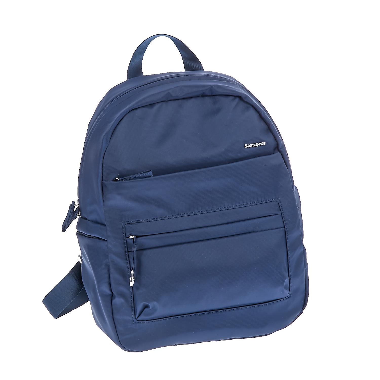SAMSONITE – Τσάντα πλάτης Samsonite μπλε 1573808.0-0000