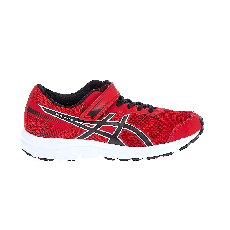 ASICS – Παιδικά αθλητικά παπούτσια ASICS GEL-ZARACA 5 PS κόκκινα