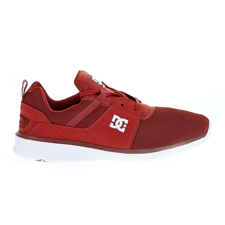 DC – Αντρικά παπούτσια DC κόκκινα