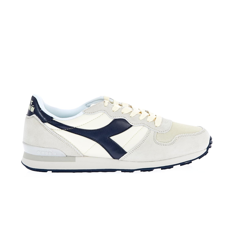 DIADORA - Unisex sneakers DIADORA λευκά-μαύρα γυναικεία παπούτσια sneakers