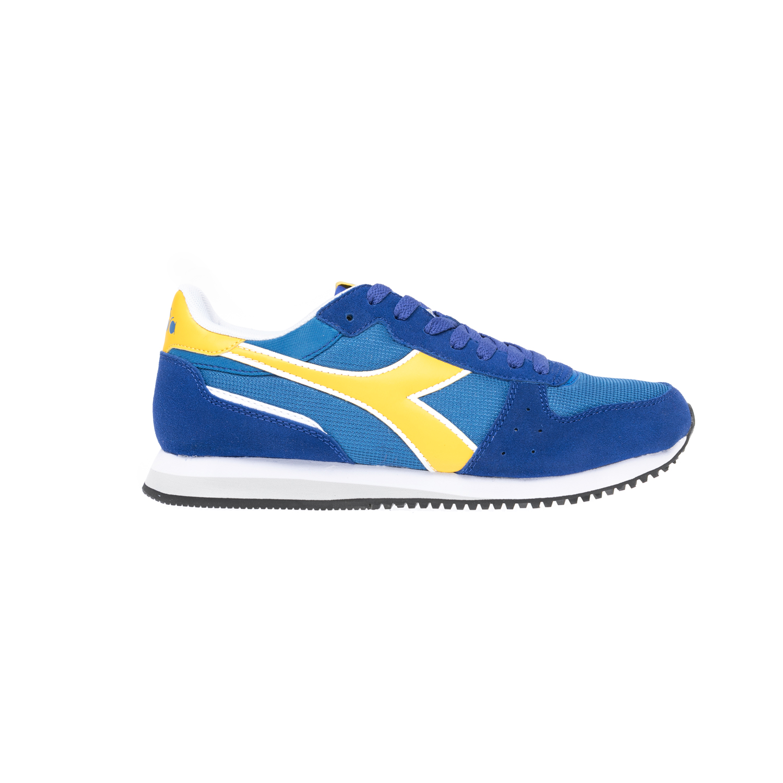 DIADORA – Unisex αθλητικά παπούτσια DIADORA μπλε-κίτρινα