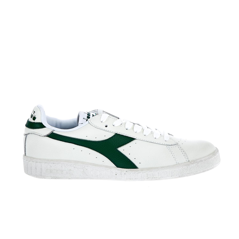 DIADORA – Unisex παπούτσια DIADORA GAME L LOW WAXED λευκά