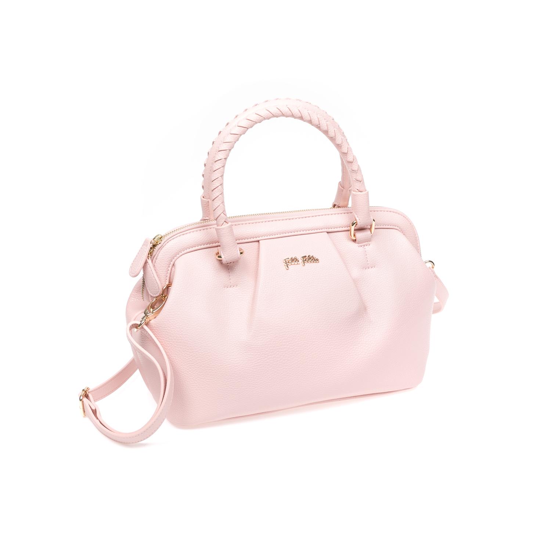 FOLLI FOLLIE – Γυναικεία τσάντα Folli Follie ροζ 1583182.0-0000