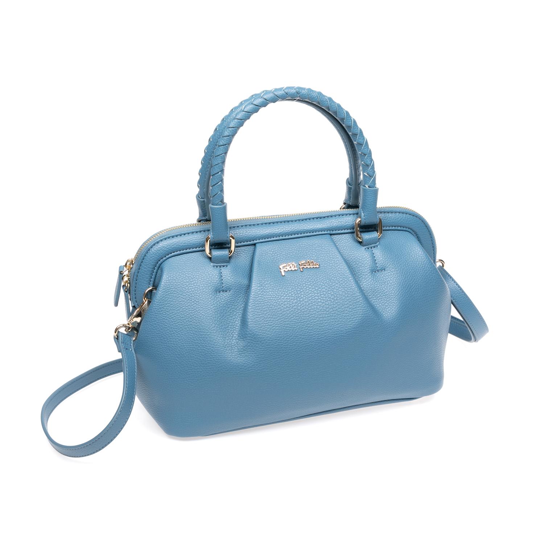 FOLLI FOLLIE – Γυναικεία τσάντα Folli Follie μπλε 1583183.0-0000