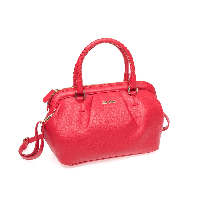 FOLLI FOLLIE – Γυναικεία τσάντα Folli Follie κόκκινη 1583184.0-0000