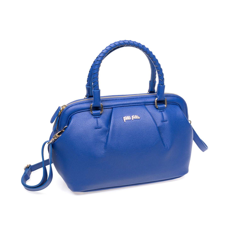 FOLLI FOLLIE – Γυναικεία τσάντα Folli Follie μπλε 1583185.0-0000