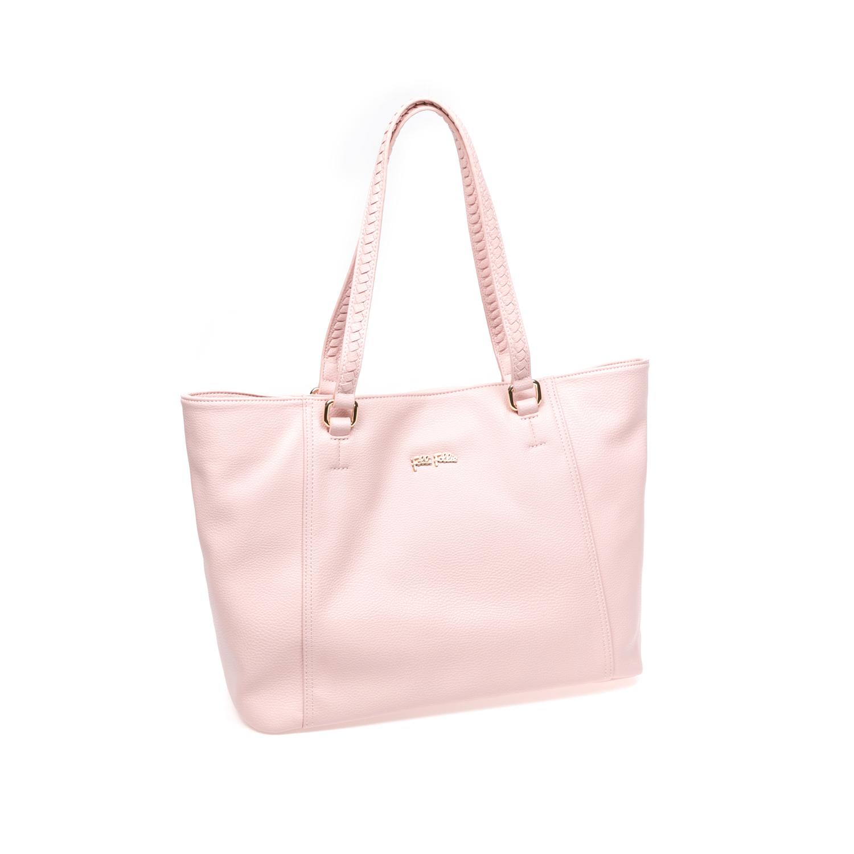 FOLLI FOLLIE – Γυναικεία τσάντα Folli Follie ροζ 1583187.0-0000
