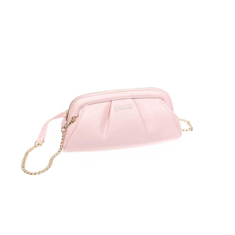 FOLLI FOLLIE – Τσάντα ώμου Folli Follie ροζ 1583191.0-0000