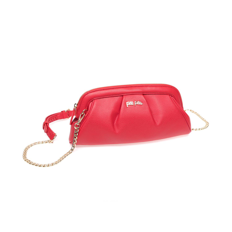 FOLLI FOLLIE – Τσάντα ώμου Folli Follie κόκκινη 1583193.0-0000