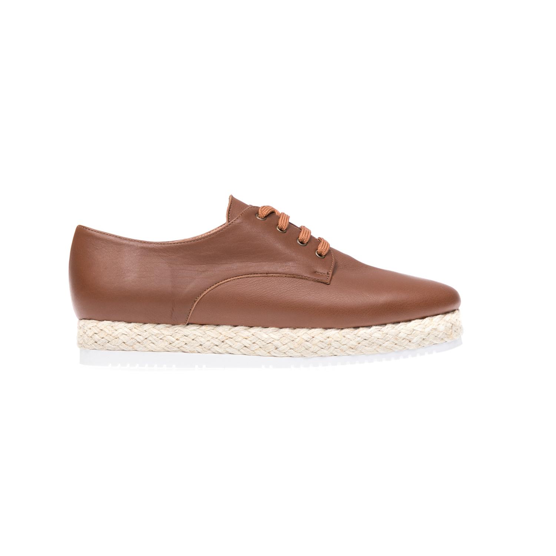 CHANIOTAKIS – Γυναικεία παπούτσια CHANIOTAKIS καφέ