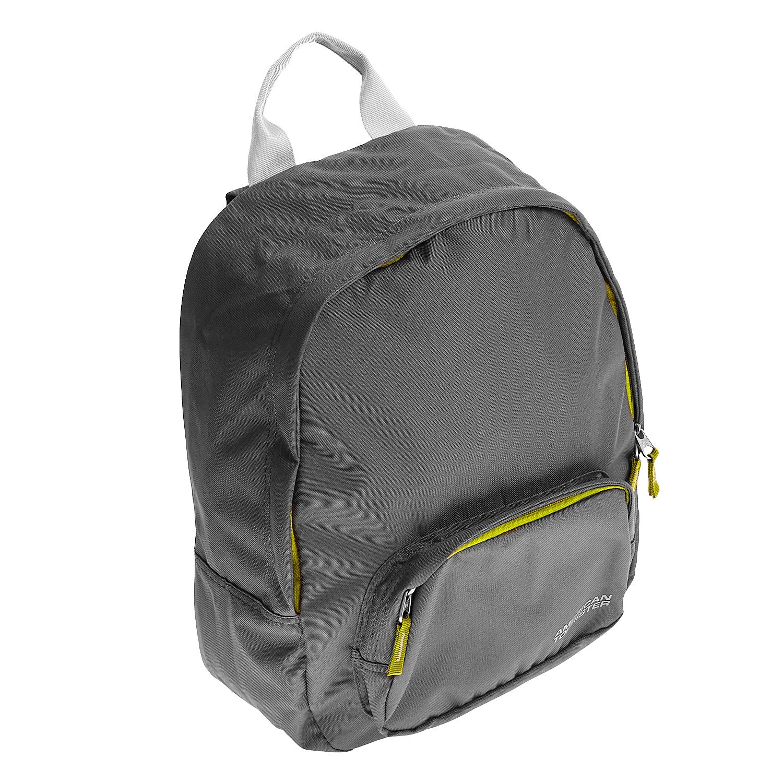 AMERICAN TOURISTER – Τσάντα πλάτης American Tourister μαύρη-γκρι 1583835.0-0000
