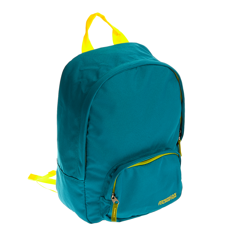 AMERICAN TOURISTER – Τσάντα πλάτης American Tourister μπλε-πράσινο 1583836.0-0000