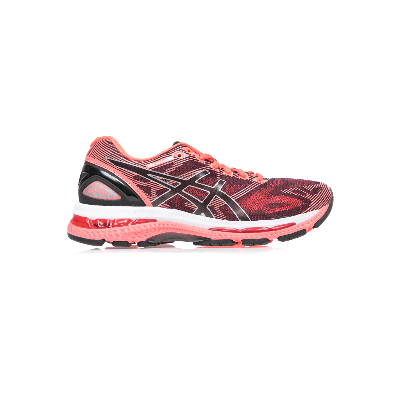 ASICS - Γυναικεία παπούτσια ASICS GEL-NIMBUS 19 σομών-πορτοκαλί γυναικεία παπούτσια αθλητικά running