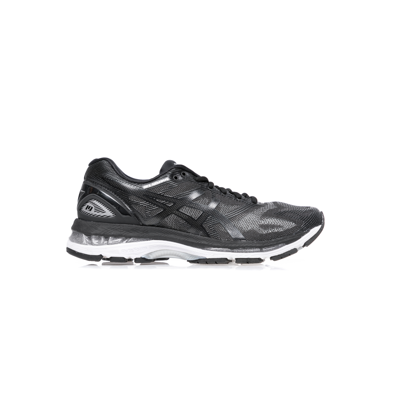 ASICS – Γυναικεία παπούτσια ASICS GEL-NIMBUS 19 μαύρα-γκρι