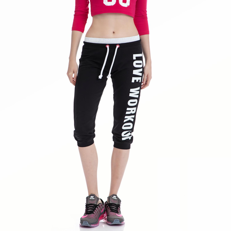 BODYTALK - Γυναικεία φόρμα BODYTALK μαύρη γυναικεία ρούχα αθλητικά φόρμες