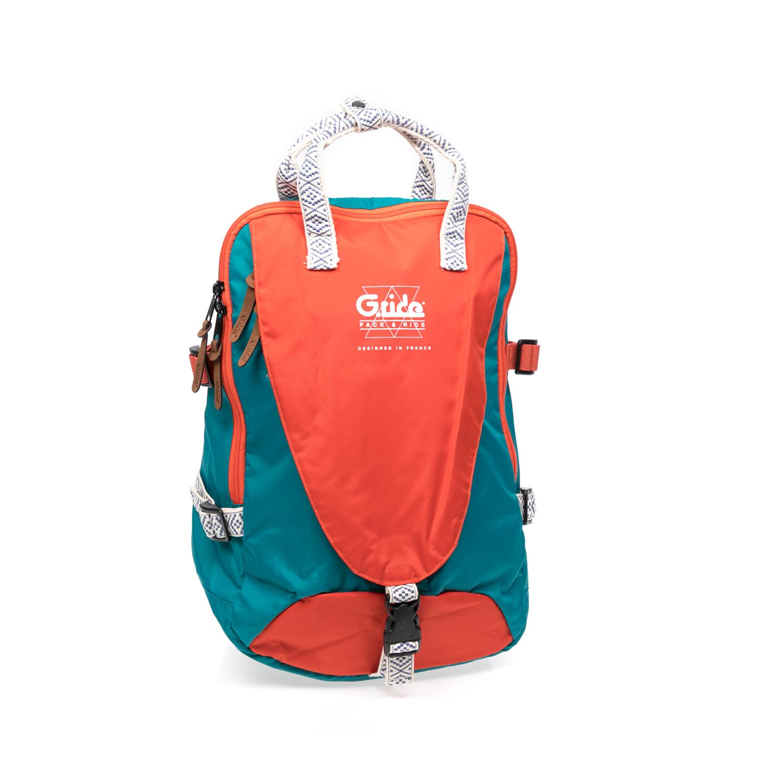 G.RIDE – Τσάντα πλάτης G.Ride πράσινη-πορτοκαλί 1587705.0-61O3