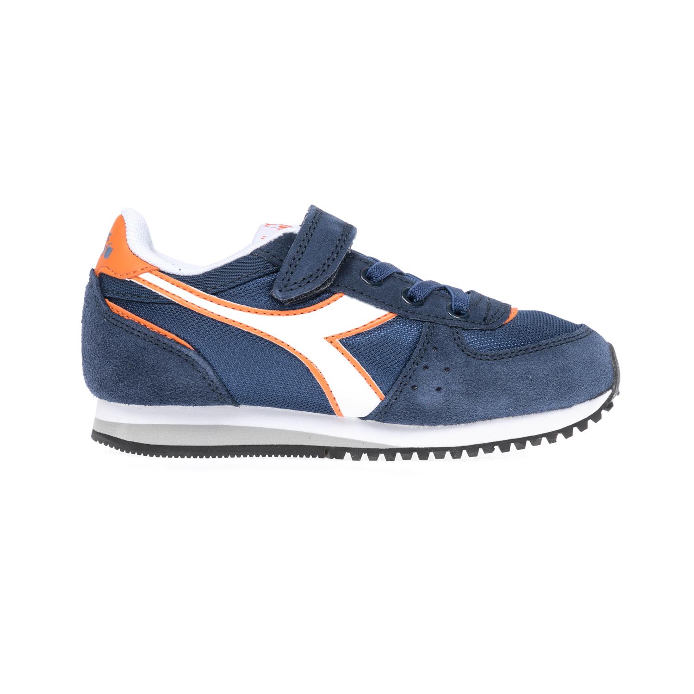 DIADORA - Παιδικά παπούτσια DIADORA μπλε αθλητικά
