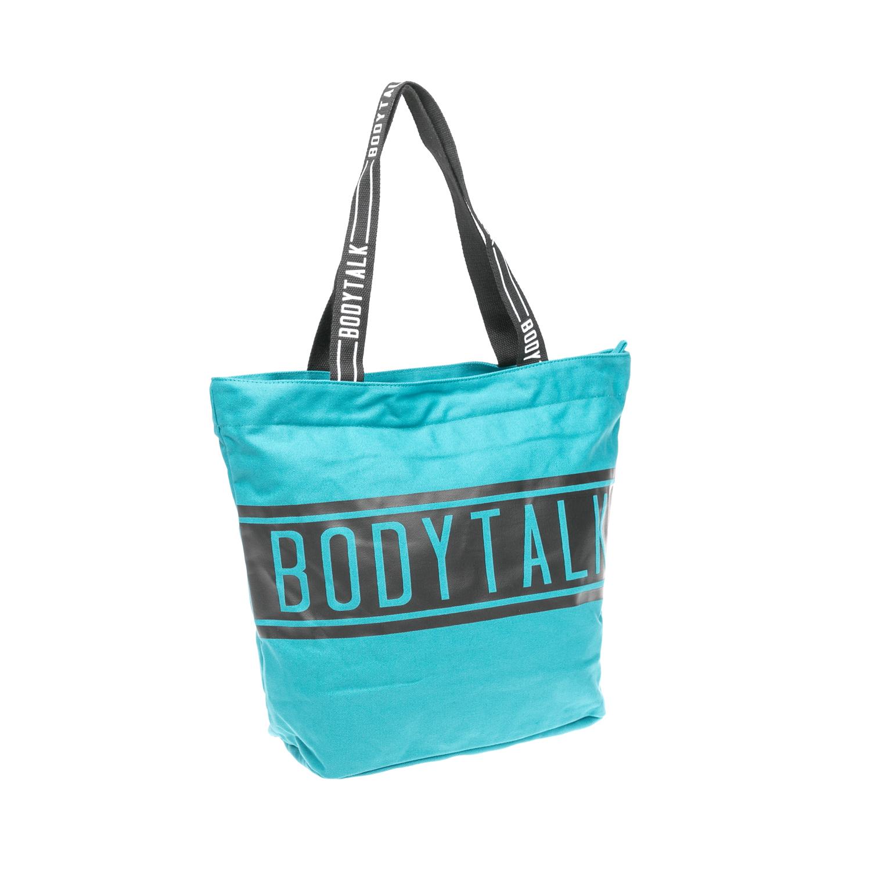 BODY TALK – Γυναικεία τσάντα BODYTALK μπλε 1588209.0-L005
