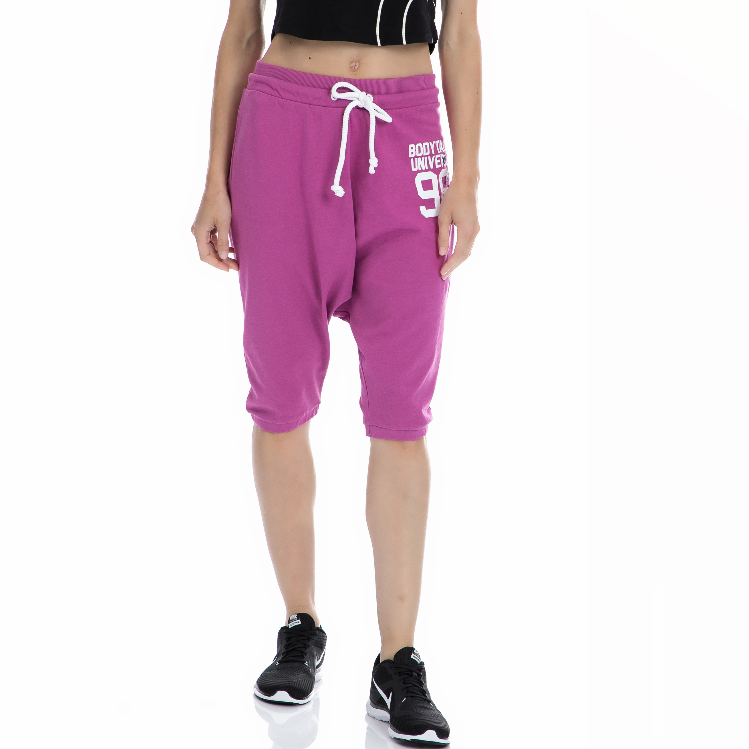 BODYTALK - Γυναικεία φόρμα BODYTALK μωβ-ροζ γυναικεία ρούχα αθλητικά φόρμες