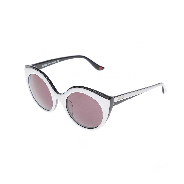 MOSCHINO – Γυαλιά ηλίου Moschino ασπρόμαυρα