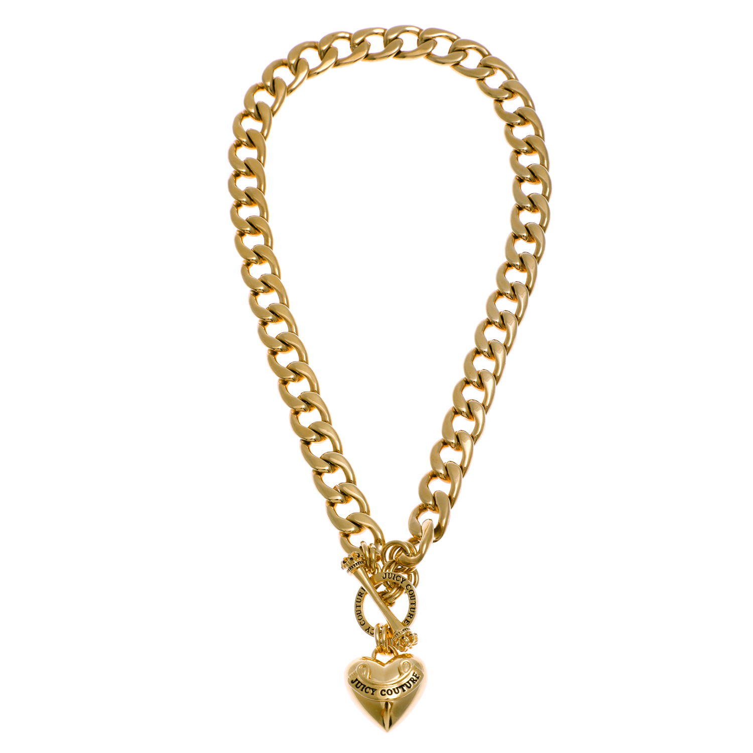 JUICY COUTURE – Κολιέ JUICY COUTURE