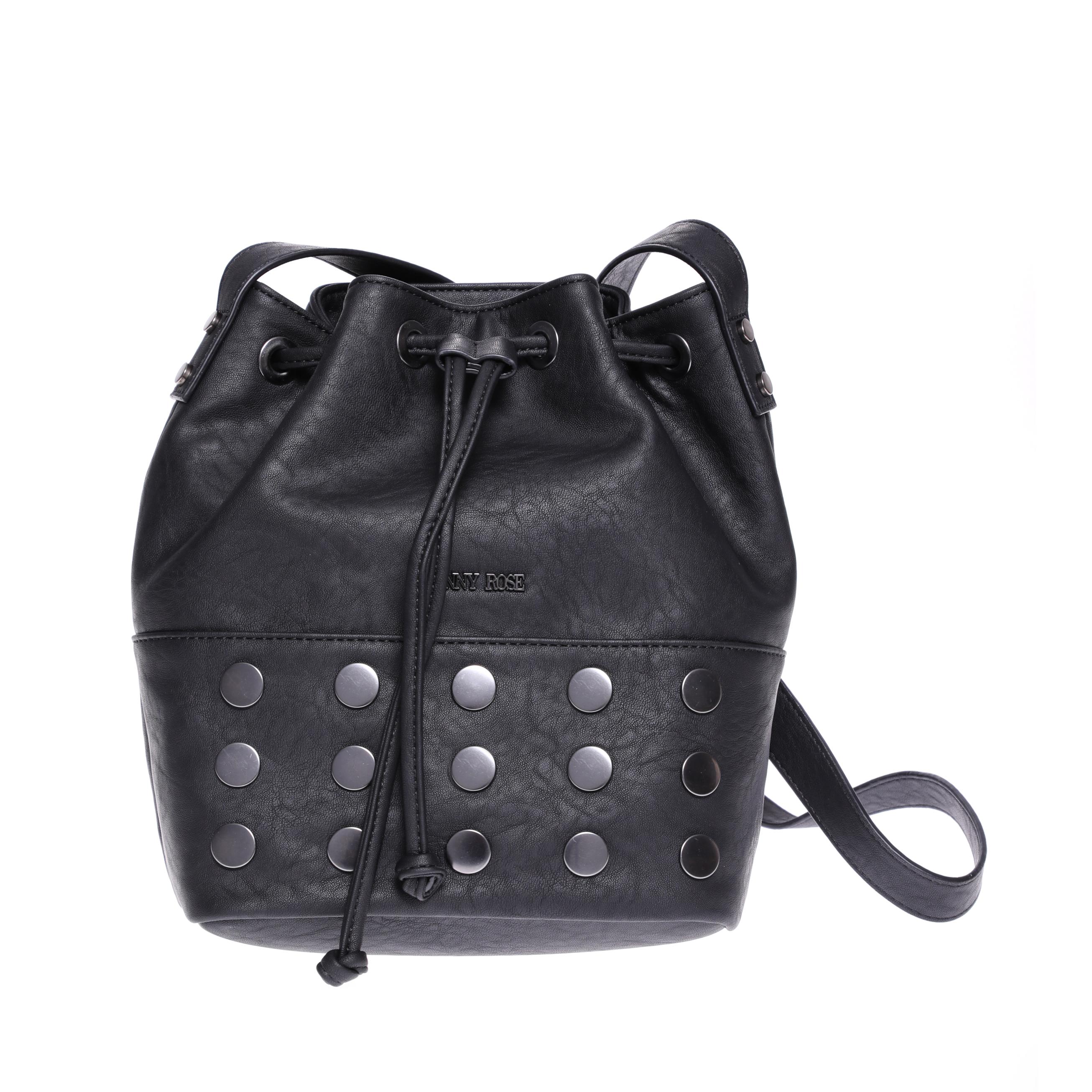 DENNY ROSE – Γυναικεία τσάντα Denny Rose μαύρη 1596979.0-0071