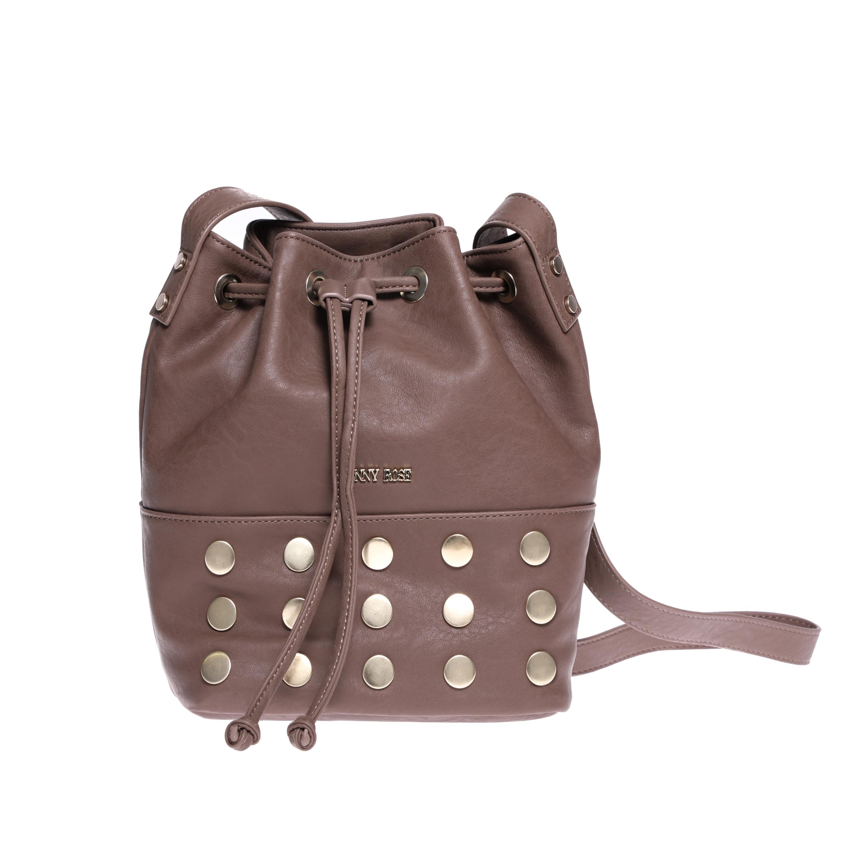 DENNY ROSE – Γυναικεία τσάντα Denny Rose καφέ 1596979.0-K400