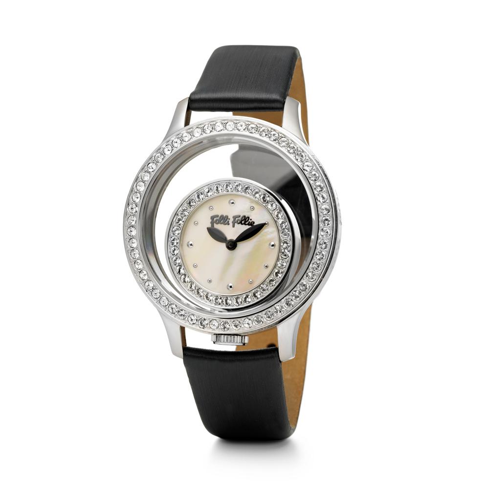 FOLLI FOLLIE – Γυναικείο ρολόι Folli Follie μαύρο