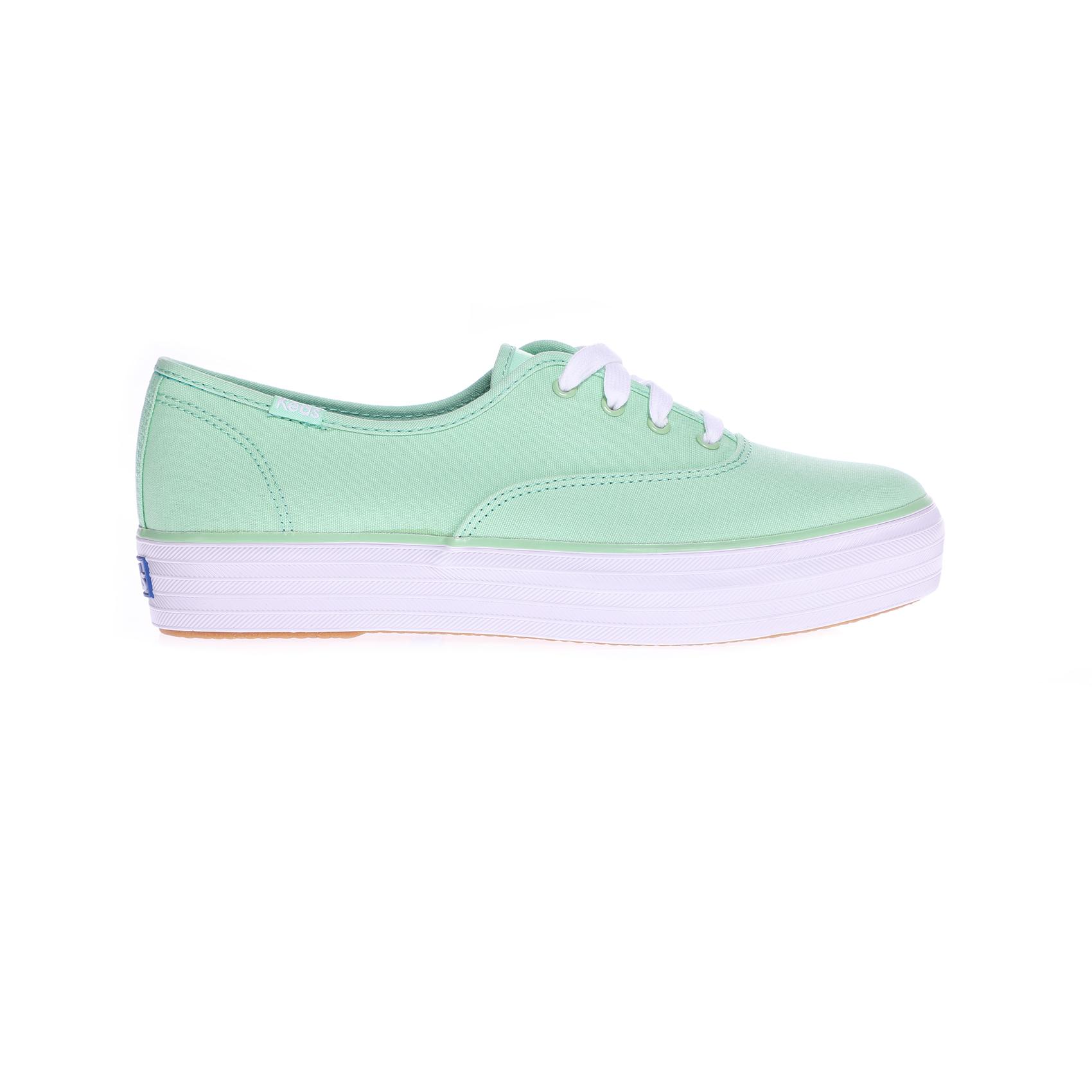 KEDS - Γυναικεία παπούτσια KEDS πράσινα γυναικεία παπούτσια sneakers
