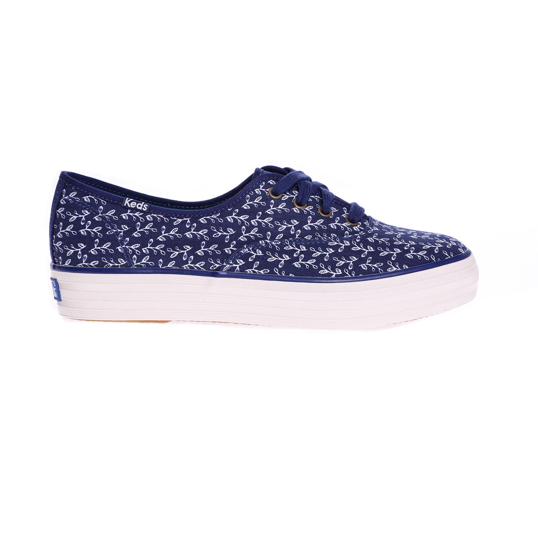 KEDS - Γυναικεία παπούτσια KEDS μπλε γυναικεία παπούτσια sneakers