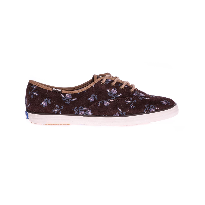 KEDS - Γυναικεία παπούτσια KEDS καφέ γυναικεία παπούτσια sneakers
