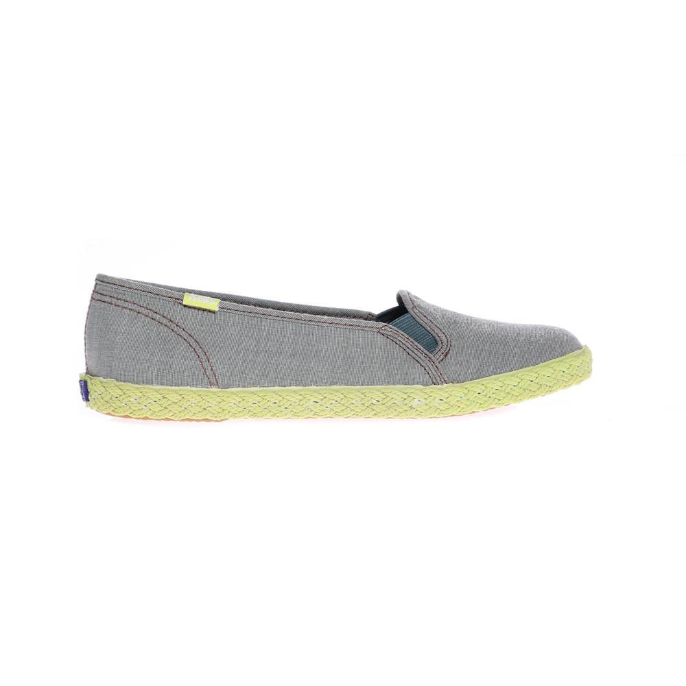 KEDS - Γυναικεία παπούτσια KEDS γκρι-μπλε γυναικεία παπούτσια sneakers
