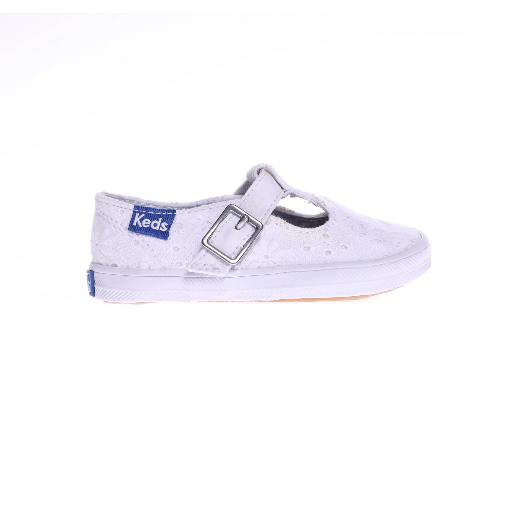 KEDS – Βρεφικά παπούτσια KEDS λευκά