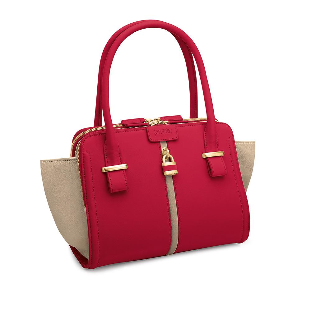 FOLLI FOLLIE – Γυναικεία τσάντα FOLLI FOLLIE κόκκινη 1601574.0-0000
